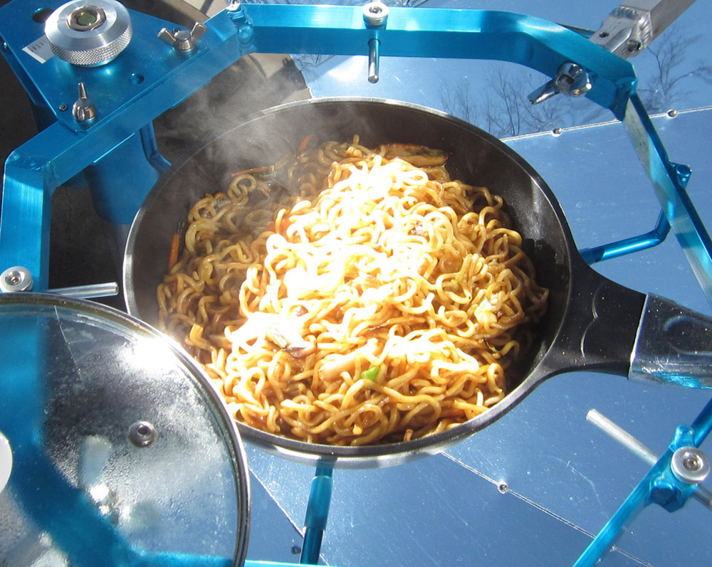 焼きそば Cooking Fried Noodles