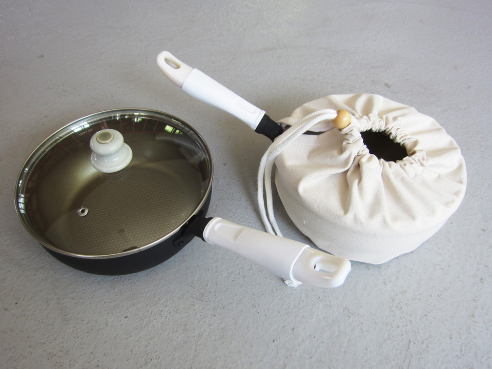 OP 20cm 片手黒鍋 5,500円 1.7L